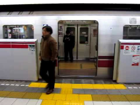 Safety doors metro Tokyo