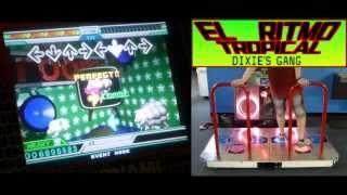 OMG KON! - EL RITMO TROPICAL (Double Heavy) AAA on DDR EXTREME