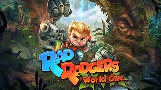 THE FIRST HOUR OF: Rad Rodgers: World One (PC)