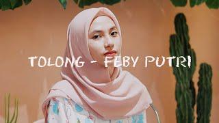 Gambar cover Tolong - Budi DoReMi || Cover Feby Putri [Lirik]
