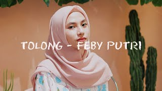 Tolong - Budi DoReMi || Cover Feby Putri [Lirik]