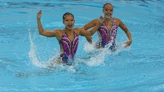 Synchronised Swimming (Duet Free) Gold - Singapore