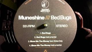 Muneshine - Bed Bugs (Instrumental)