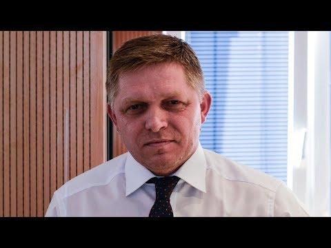 Robert Fico  - Všetky obvinenia voči ministrovi Kaliňákovi stáli na vode