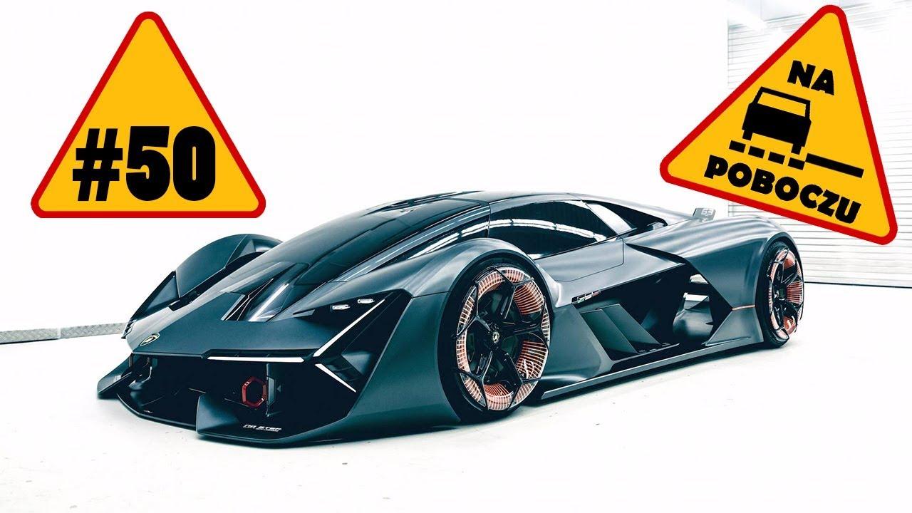 Lamborghini Terzo Millennio, BMW M3 CS, Maserati Levante GTS – #50 NaPoboczu