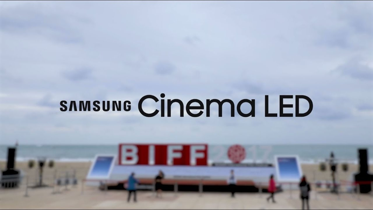 [Samsung Cinema LED] Busan International Film Festival with Cinema LED _Sketch Video (Full Version)