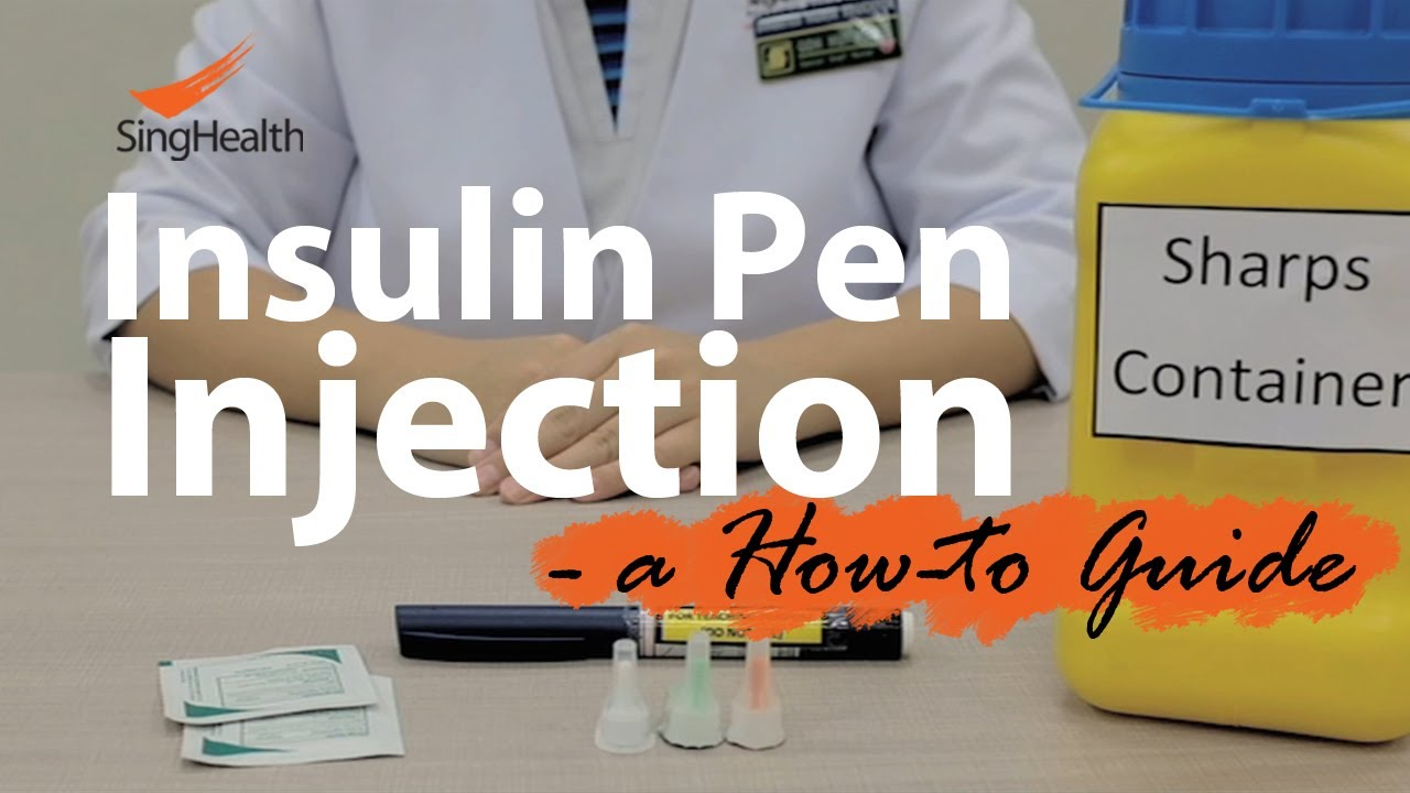 Download Insulin Pen Injection - a How-to Guide