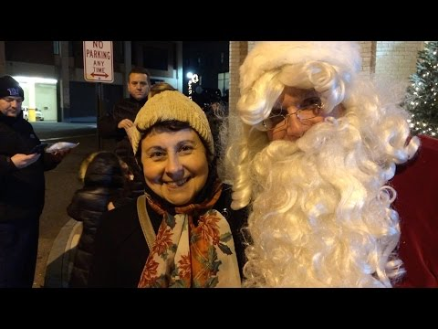 Tuckahoe's Winterfest Highlighted By Christmas Tree Lighting