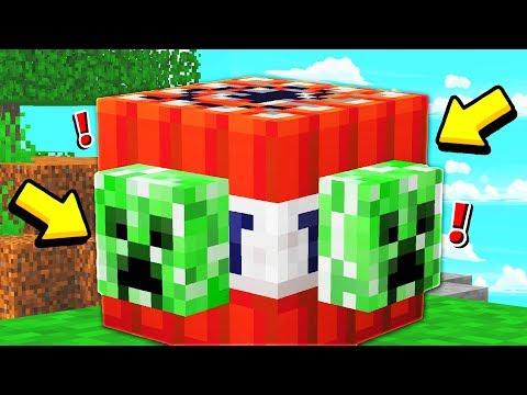 NUOVE MOB TNT DISTRUTTIVE NEL UPDATE 1.14 — Minecraft ITA