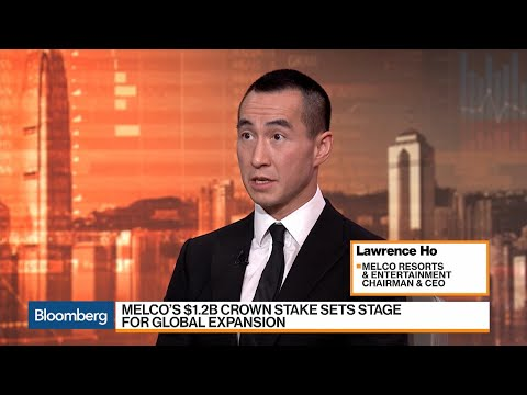 Crown Purchase Improves Our Chances in Japan, Says Melco CEO