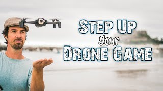 HOW TO STEP UP YOUR DRONE GAME! ft. Parrot ANAFI
