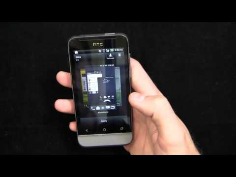HTC One V Review Part 1