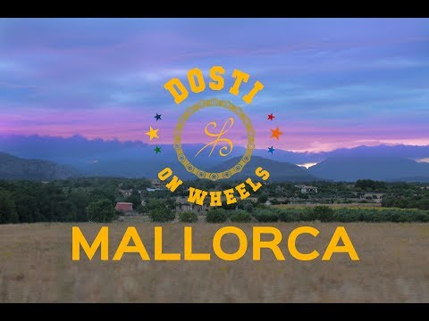 Detour of Mallorca : Dosti On Wheels
