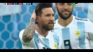 Video Motivacional - Argentina Vs. Nigeria