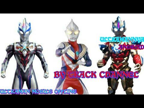 Main Game Ultraman Mobile Offline Youtube