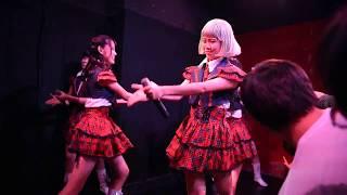 Mitsudomoe Vol.3@新宿レッドノーズ 琉ドル1曲目。あかりちゃんにレス...