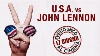 U.S.A. vs JOHN LENNON