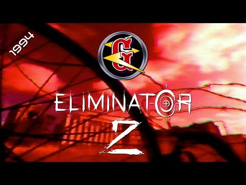 Games World Sky One 1994 - The Eliminator