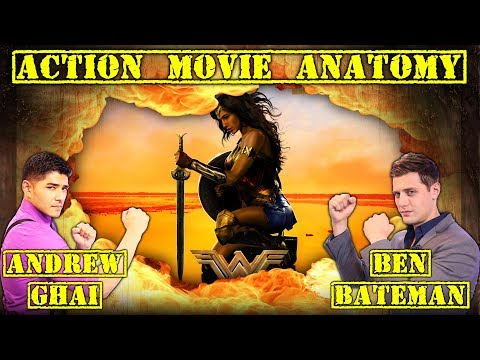 Wonder Woman (2017) Review | Action Movie Anatomy