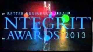 2013 Omaha BBB Integrity Award Winners