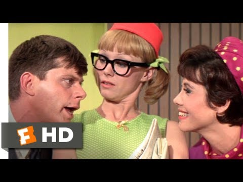 How to Succeed in Business Without Really Trying (1967) - Been a Long Day Scene (6/10) | Movieclips
