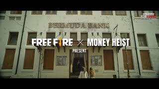 The Bermuda Heist | Free Fire x Money Heist | Free Fire India Official