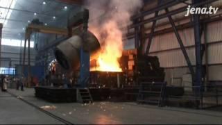 Meuselwitz Guss: Unternehmen investierte kräftig in der Wirtschaftskrise