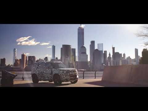 Land Rover Defender 2020. Coming to America