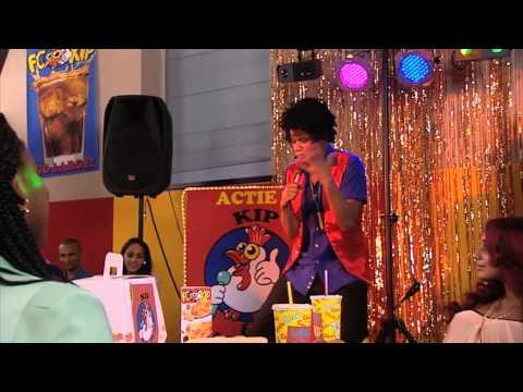 De Dino Show 2013 - FC Kip Karaoke Blooper Gansta's Paradise (Seizoen 4)