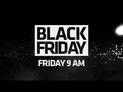 Black Friday Door Busters