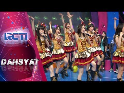 Cover Lagu Sungguh Luar Biasa Jkt48 Tampil Perdana Di Dahsyat 2017 Dahsyat 9 Jan 2017