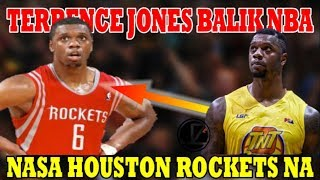 Terrence JONES | BALIK NBA NA | KINUHA na ng HOUSTON ROCKETS