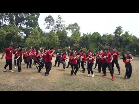PERFORM INDOOR FASILITATOR TIK TOK 2018 || PK2MB 2018 STP TRISAKTI