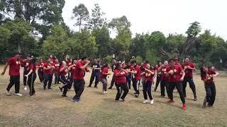 PERFORM INDOOR FASILITATOR TIK TOK 2018 || PK2MB 2018 STP TRISAKTI
