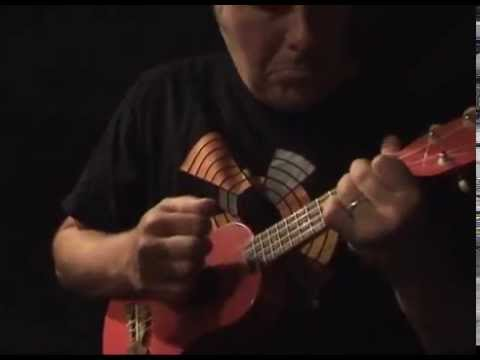 My Sweet Lord George Harrison Performed By Paul Mansell On Ukulele