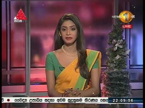 News 1st: Prime Time Sinhala News - 10 PM | (13-12-2017