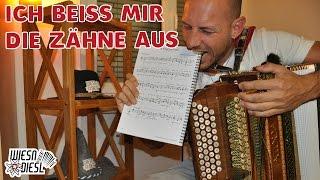 Teil #1: So übe ich ein neues Lied ein auf meiner Steirischen Harmonika Dr Schacher Seppli