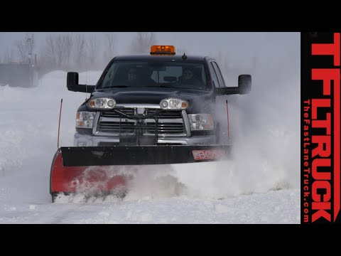 snow plowing 101 how to plow have fun in a ram 2500 in the winter snow plowing 101 how to plow have fun in a ram 2500 in the winter