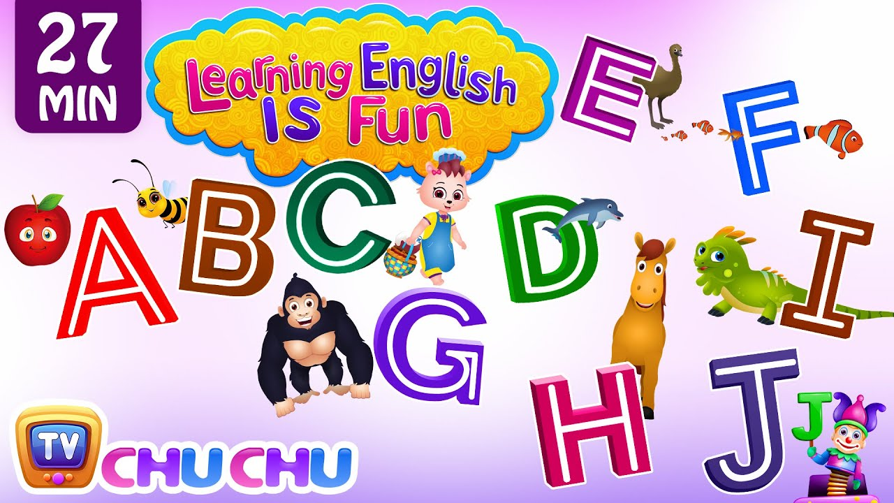 Learn english tv chilren