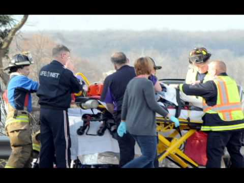 I-81 accident in Antrim Township