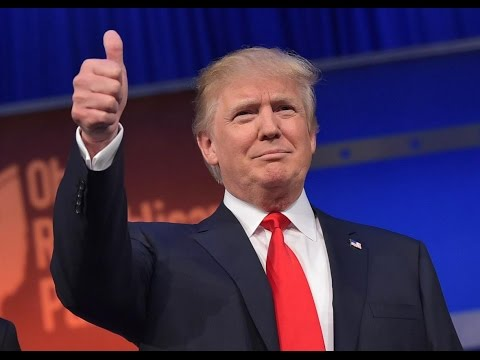 Donald Trump about Batumi video by ORBI GROUP