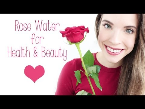 ROSE WATER: HEALTH & BEAUTY BENEFITS + USES!