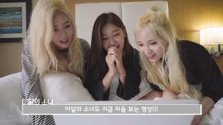 "이달의 소녀 (LOONA/New Unit) ""?"" Reaction"