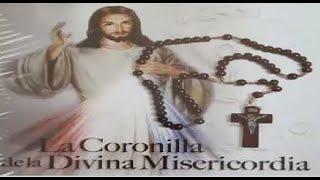 🔴 La CORONILLA  dela DIVINA Misericordia ❤ CANTADA comp...
