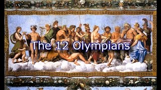 The 12 Olympians - Cultural and Linguistic Analysis