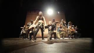 Hip Hop ConnXion Michigan :: THE ONE 2017 Urban Dance Showcase (Watch in 720p or higher)