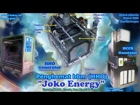 Penghemat bbm HHO Joko Energy Indonesia 2016