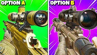 "Call of Duty ""SNIPER RIFLE TEST"""