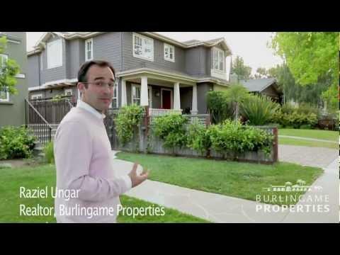 The Easton Addition Neighborhood in Burlingame, CA