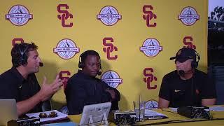 Trojans Live 9/11/18 - Coach Helton